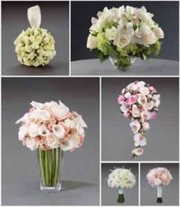 Vera Wang Wedding Flowers by Interflora
